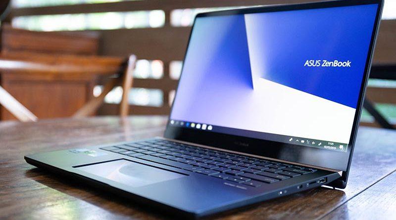 ASUS ZenBook Pro 14 UX480