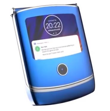 Moto Razr 2019 Terungkap, Lihat Desainnya!