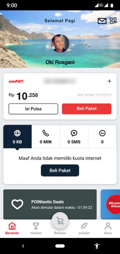 Operator telkomsel