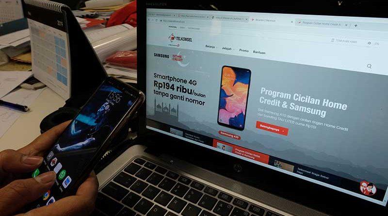 HP Bundling Samsung Galaxy A10 dari Telkomsel Ini Hanya