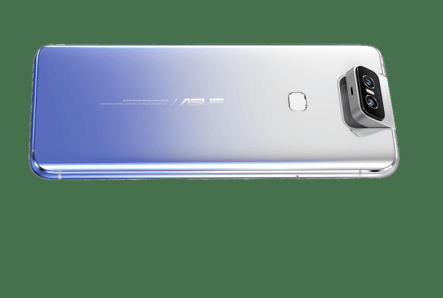 Kamera Flip-up pada ASUS ZenFone 6