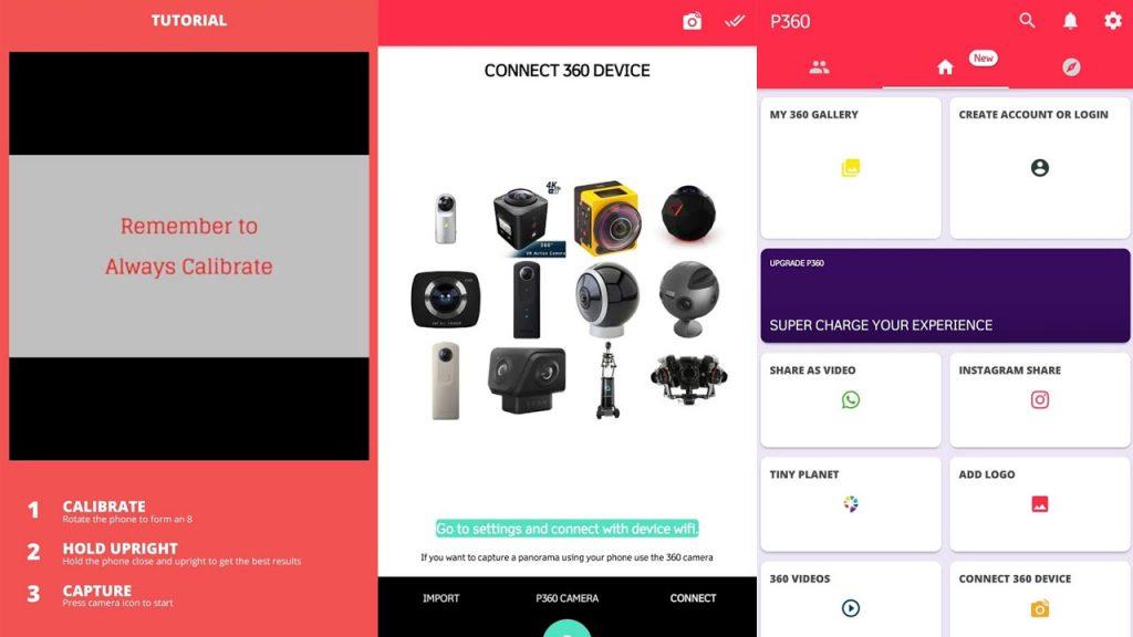 Cara Bikin Foto 360 Derajat di Semua HP Android