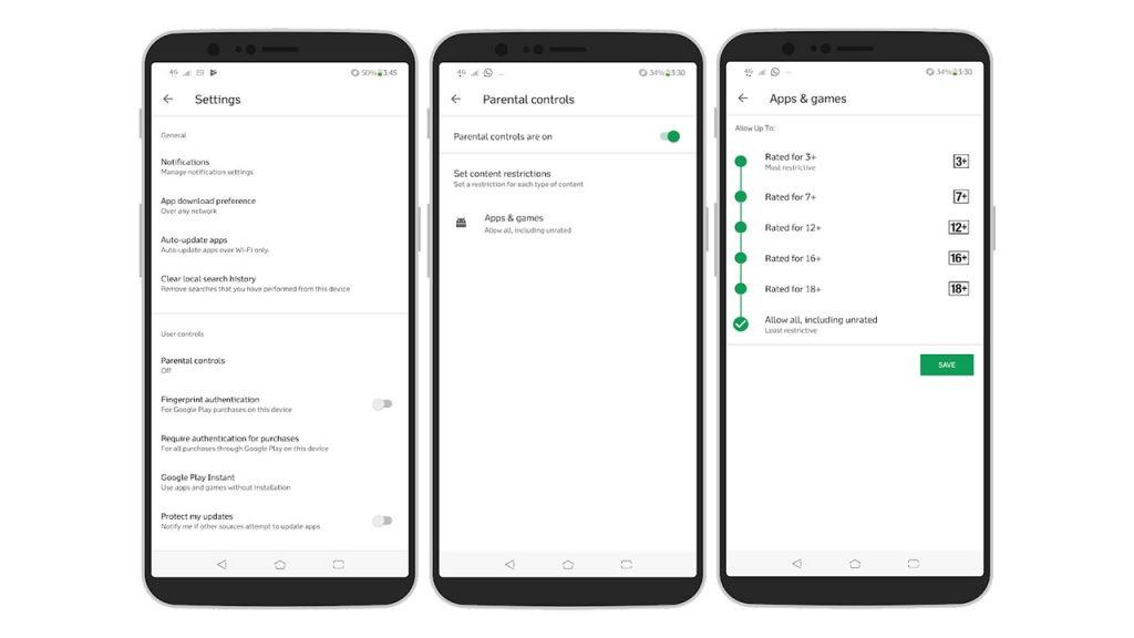 Cara Amankan Google Play Agar Tidak Diakses Anak-anak