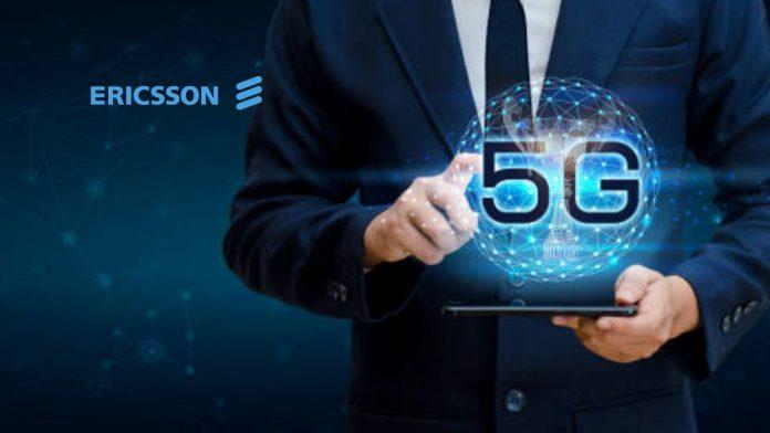 Jaringan 5G Ericsson