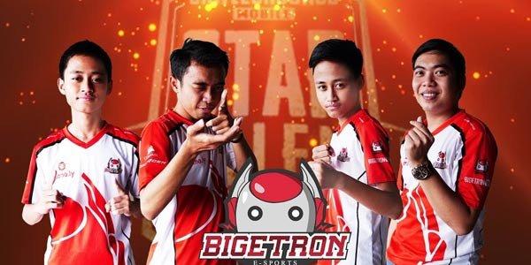 Bigetron mewakili Indonesia