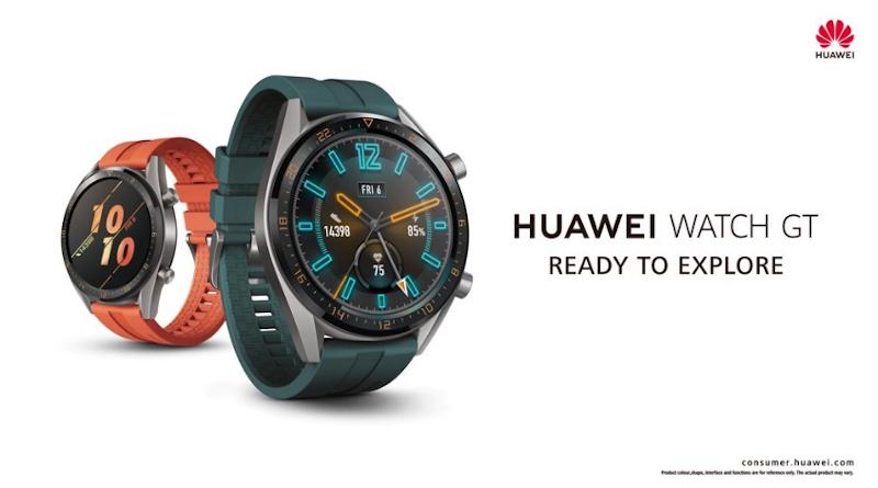 Penjualan Huawei Watch GT