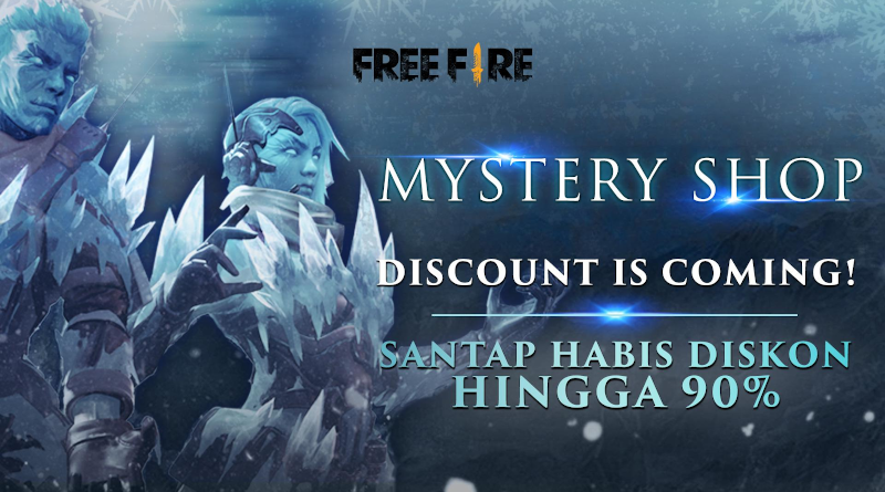 Free Fire Mistery Shop