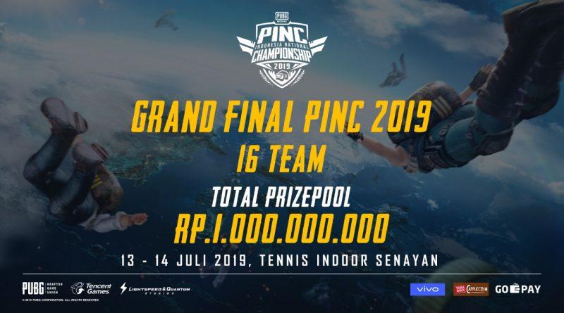 Grand Final PINC 2019