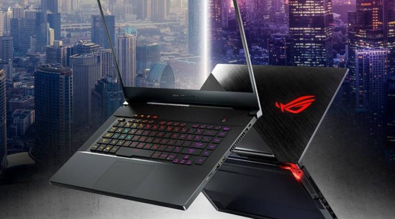 ASUS ROG Zephyrus, Laptop Gaming Paling Tipis di Dunia
