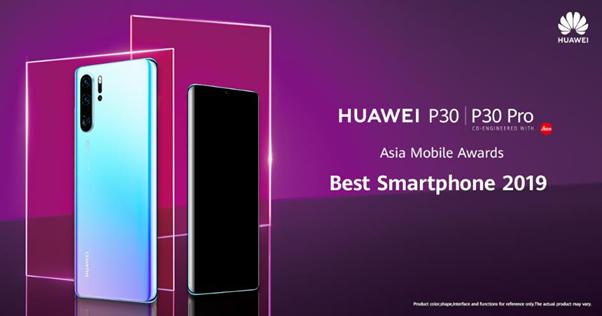 Huawei Raih Penghargaan bergengsi