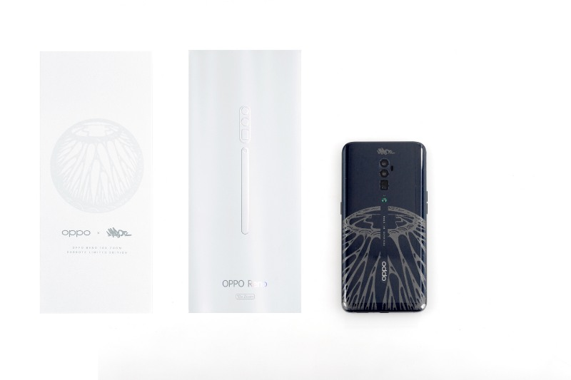 Oppo reno limited edition