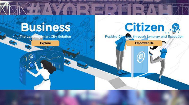 Aplikasi Qlue Wujudkan Kupang Smart City