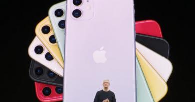 spek iphone 11 series