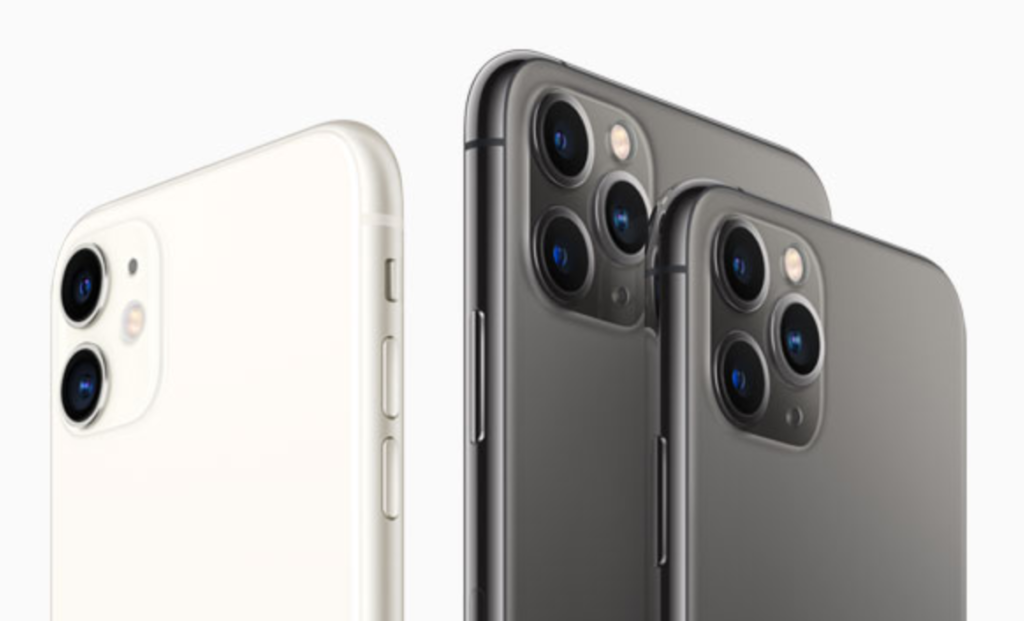 iphone 11 spek series