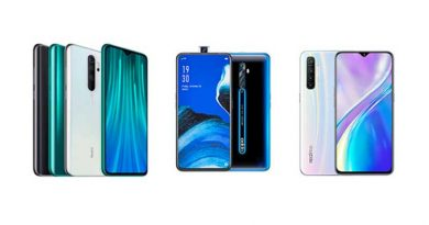 perbandingan HP realme X vs Redmi note 8 vs oppo reno 2z