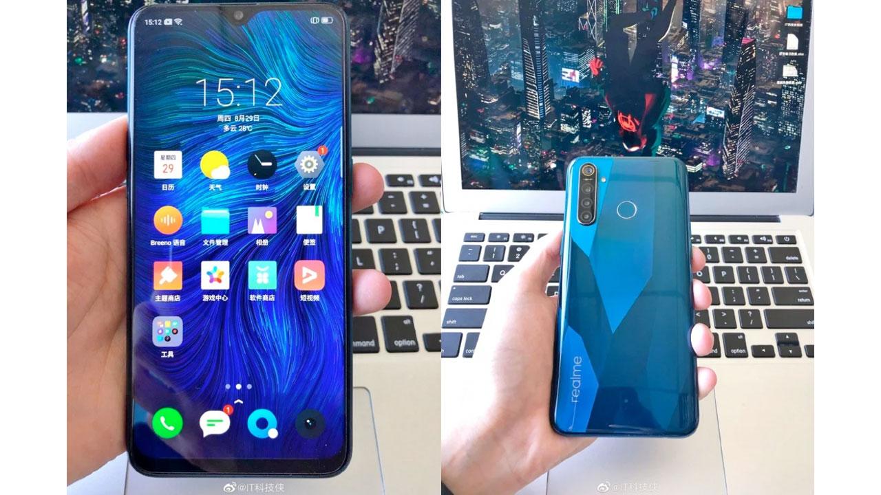 Spek Realme Q alias Realme 5 Pro versi Cina Terbongkar