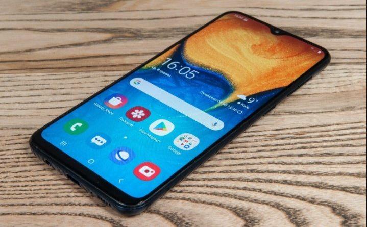harga Samsung Galaxy A20s