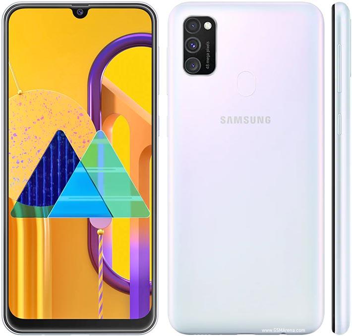 Samsung Galaxy M30s White