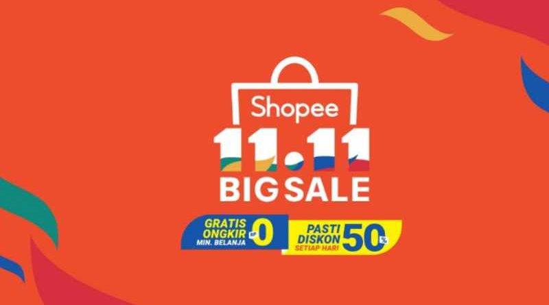 Fakta Menarik Shopee 11 11 Big Sale Di Indonesia Review1st Com