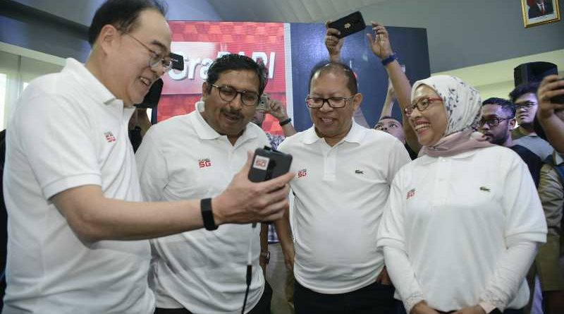 Telkomsel 5G for industry