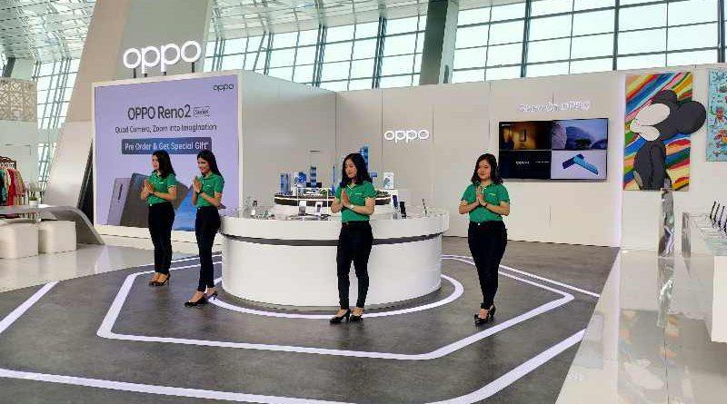 OPPO Store Ini Ada di Terminal 3 Bandara Internasional Soekarno Hatta