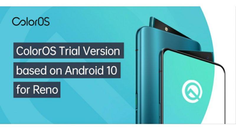 ColorOS berbasis android 10