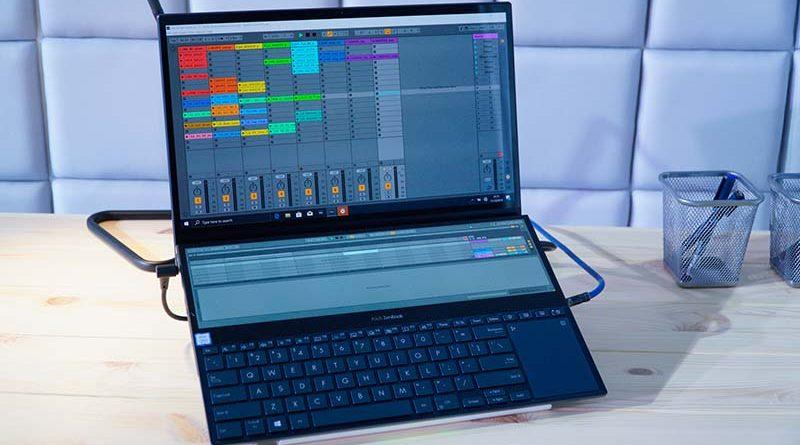 harga Asus Zenbook Pro Duo UX581