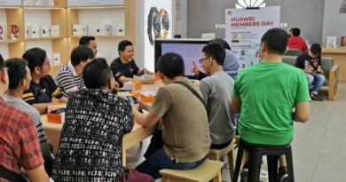 Huawei member center