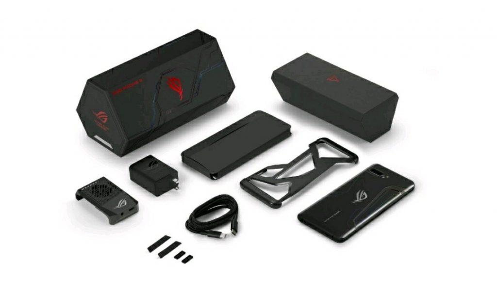 Asus rog phone 2 kit