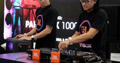 Jbl partybox 100 300 1000