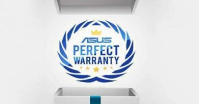 Asus perfect warranty