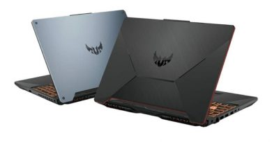 Laptop tuf gaming asus