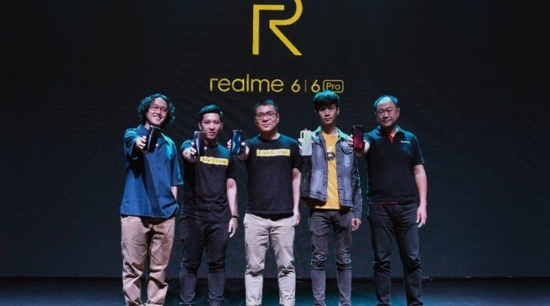 realme 6 series