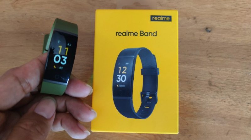 Review Realme Band: Alternatif Smart Band Harga Murah