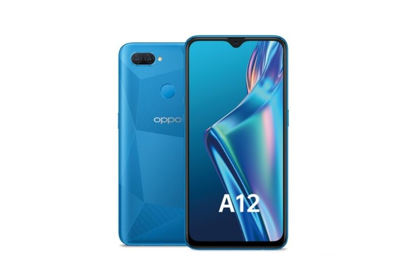 quick review oppo a12