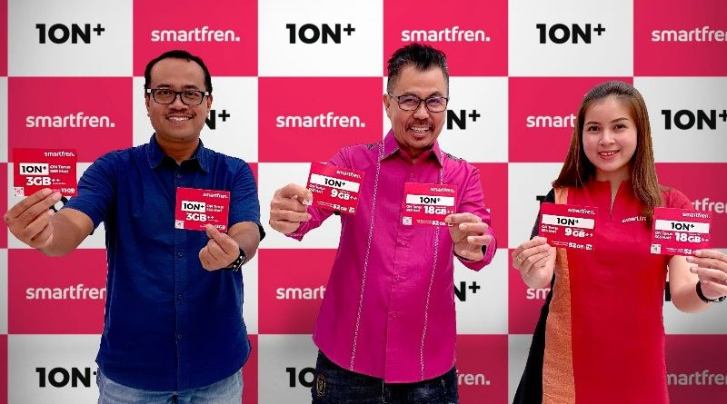 Kartu Perdana Smartfren ion Plus 40 ribu & 60 ribu