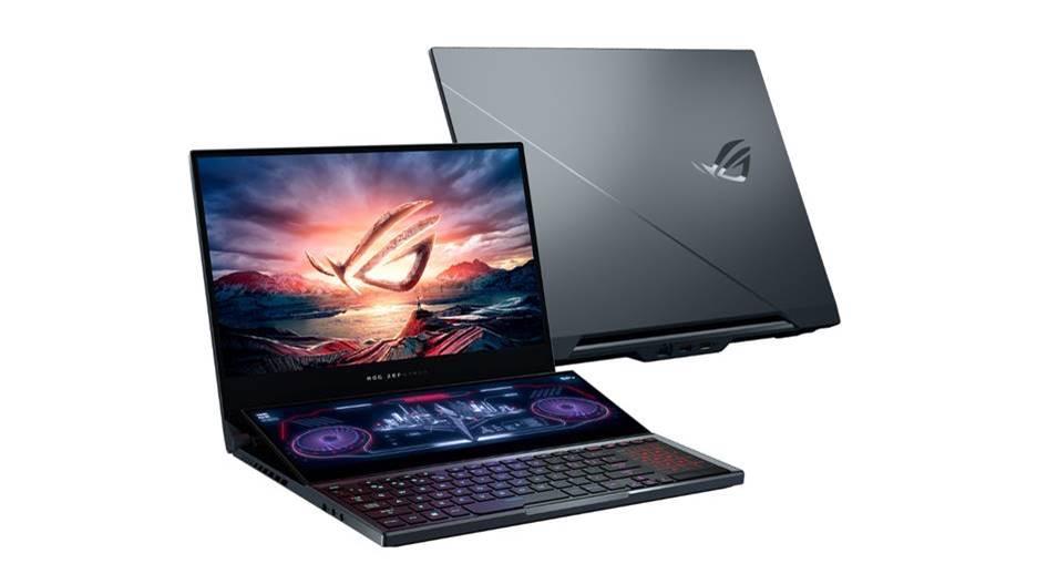 ROG Zephyrus Duo 15 gaming laptop