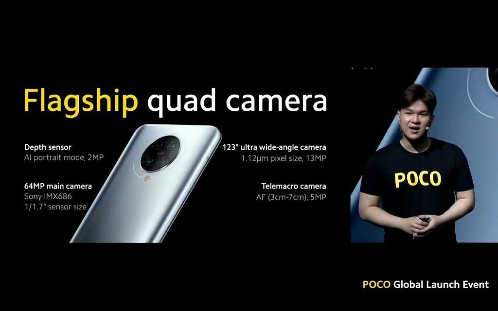 kamera pocophone