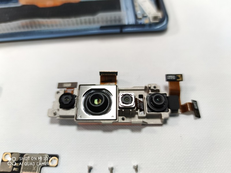 komponen kamera