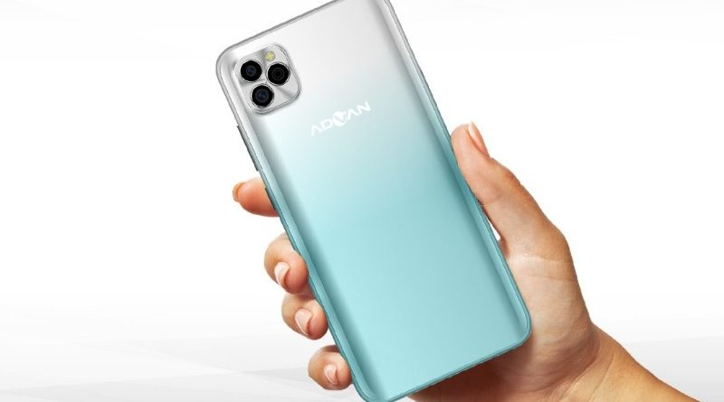 ADVAN G5, Review Singkat HP Triple Camera Harga Sejutaan