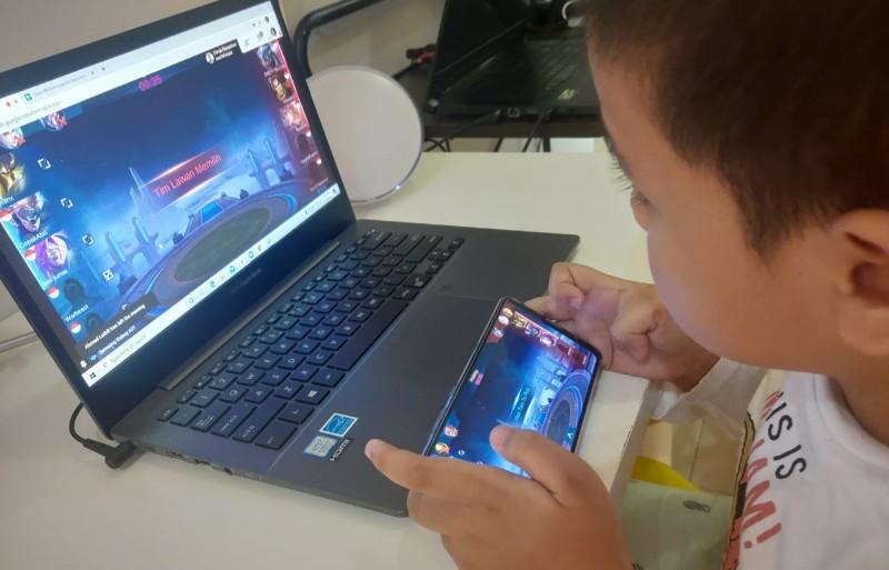 gaming online samsung