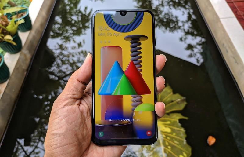 Samsung Galaxy M31 Battery