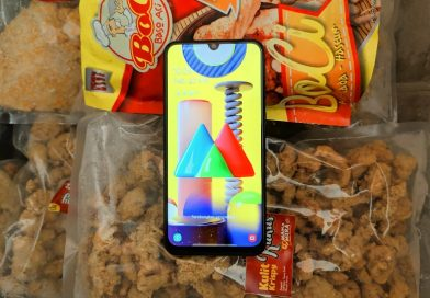 bisnis Online di Bulan Ramadhan Anti Lowbat pakai Galaxy M31