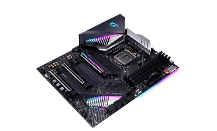 iGame Vulcan X V20 motherboard: