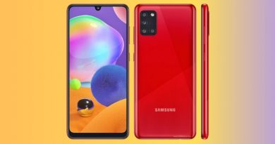 Samsung Galaxy A31, Review Singkat HP Harga 4 Jutaan