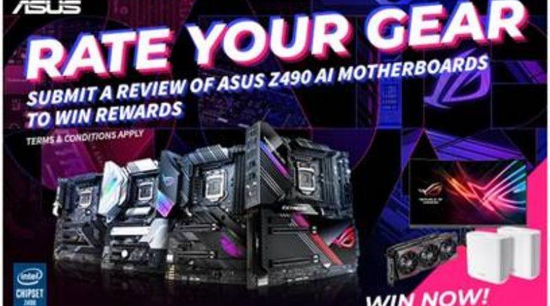 motherboard ASUS Z490