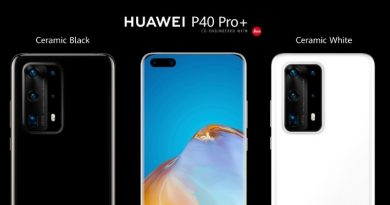 HUAWEI P40 dan P40 Pro+ Versi Indonesia