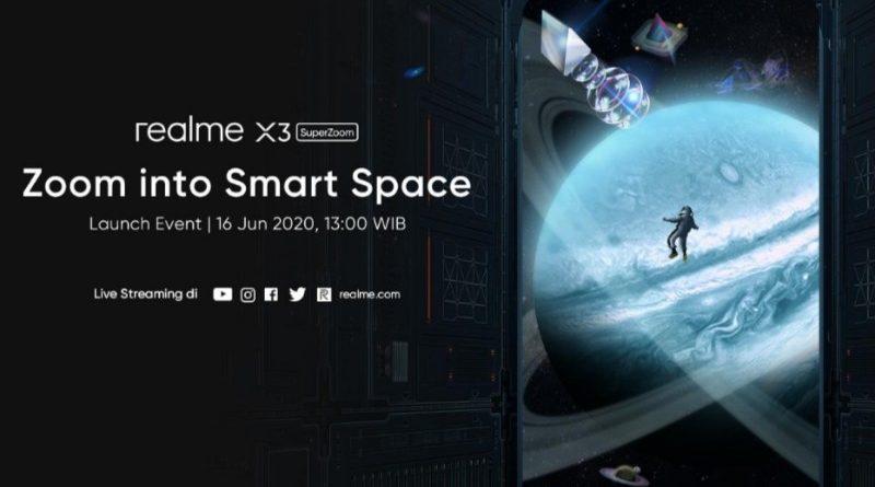 realme X3 SuperZoom Siap Serbu Indonesia