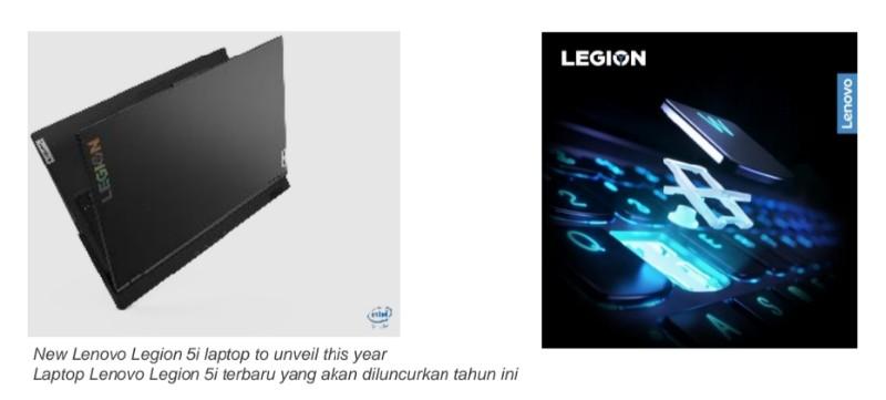 Lenovo Legion 5Pi dan 5I