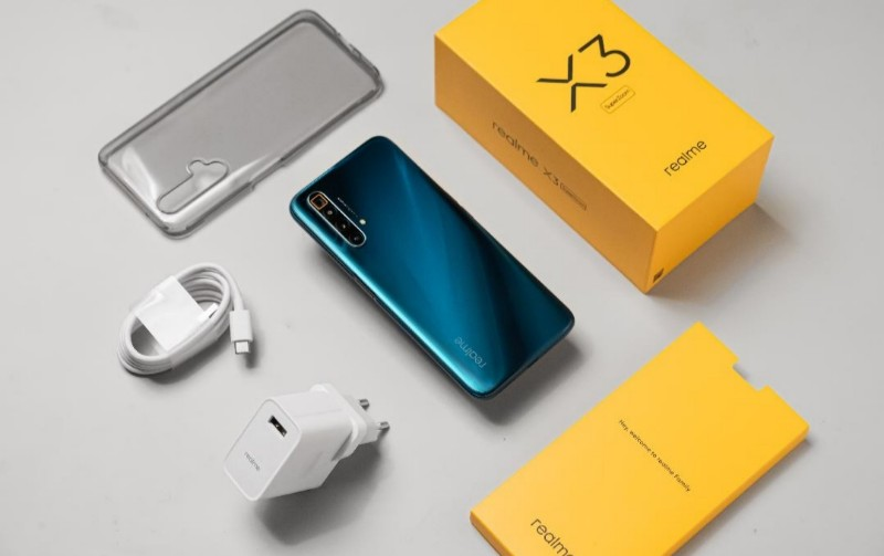 Unboxing realme X3 SuperZoom versi Indonesia | REVIEW1ST.COM